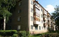 2-комнатная квартира Жени Крутовой 11, этаж 3 из 4